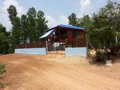ผลงานสร้างบ้านอยู่อาศัย ลูกค้า หมู่ 2 ต.นาแขม อ.กบินทร์บุรี จ.ปราจีนบุรี