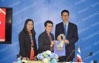 ต้อนรับคณะผู้บริหารสำนักงานการศึกษามณฑลหูเป่ย ประเทศจีน