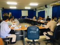 ประชุมกำนันผู้ใหญ่บ้าน ประจำเดือน กุมภาพันธ์ 2563