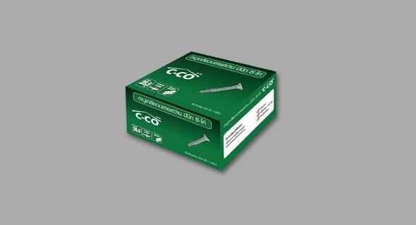 งานออกแบบ Packaging C-Co 3