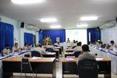 ประชุมสภาเทศบาลตำบลปิงโค้ง สมัยสามัญ สมัยที่ 2 ครั้งที่ 3/2564
