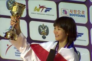 เทควันโดไม่ชัวร์ส่งแชมป์โลกลุยซีเกมส์