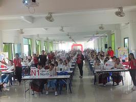 โครงการ TruePlookpanya School Tour Upskill ติวตรงจุด O-NET ชั้นมัธยมศึกษาปีที่ ๓,๖