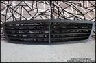 W203 C-Class Matte Black Grille