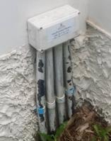 ระบบอัดน้ำยาเข้าท่อ