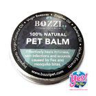BOZZI Pet balm สำหรับยาทารักษาโรคผิวหนังทุกชนิด  ผลิตจากวัตถุดิบธรรมชาติแท้ 100% เลียได้