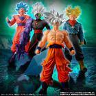 HG Dragon Ball Silver Edition : P-Bandai