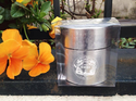 Opera fruit tea in limited Japanese tin