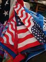 ผ้าเช็ดหน้า อินเดียน US Indian หยดน้ำ หน้าเดียว สองหน้า ขายปลีก-ส่ง