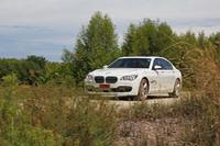 BMW Active Hybrid 7L M sport