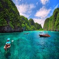 เกาะพีพี-อ่าวมาหยา-เกาะไข่นอก จ.ภูเก็ต