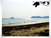 มุมพักผ่อนและวิวทะเล