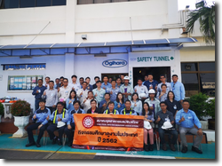Factory Visit by Thai Tool and Die Industry Association 2019