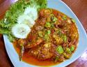 ืNO. SF10 สะตอผัดกุ้ง (Shrimp stir-fried with sato)