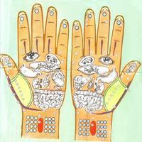 วิธีการกดข้อนิ้วเพื่อรักษา 9 โรค