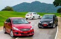 สัมผัสความสุขไปด้วยกัน Happy Together with Suzuki Ciaz Bangkok-Khao Yai