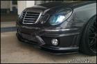 W211 Carbon Fibre Front Lip [GODHAND]