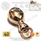 จี้ห้อยคอรูปถุงทอง(น้ำหนัก1.0กรัม) นาค40%