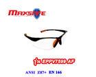 แว่นตานิรภัยเลนส์ใสกันฝ้า  EPPV7599AF