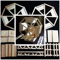 DIY ชุด kit กังหันไม้ไอติม