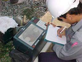 115 kV Power Transformer Oil Test