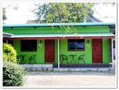 บ้านสีเขียวเรือนแถว