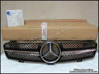 W219 CLS-Class Black Grille V.1