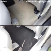 เปลี่ยนพรมพื้น Lexus 270