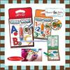 ABC & 123 �Water Wow!� Coloring Board Book