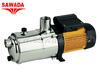 ปั๊มน้ำมัลติสเตส รุ่น TECNOSELF25 3M กำลังไฟ750 วัตต์ ขนาดมอเตอร์ 1 แรงม้า (ไฟ 2,3 สาย)
