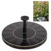 น้ำพุพลังงานแสงอาทิตย์แบบไร้สายSolar Water Brushless Pump Panel Power Monocrystalline Fountain  1.4w