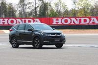 ทดสอบครั้งแรกในประเทศไทย!! All-New Honda CR-V 2017
