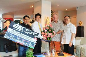 ไอเอสเอ็น ลงนามเซ็นสัญญาเป็นผู้สนับสนุนหลัก สมาคมกีฬาเพาะกายและฟิตเนสแห่งประเทศไทยอย่างเป็นทางการ