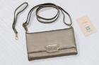 F559-7-สีเทาแมทลิก-ราคาส่ง160ปลีก250บาท-กระเป๋าสตางค์พร้อมสะพายใส่Bookbankได้-Forever-young-แท้