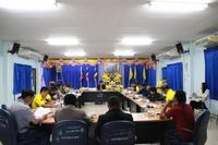 ประชุมคณะกรรมการสนับสนุนการจัดทำแผนพัฒนาเทศบาลตำบลปิงโค้ง