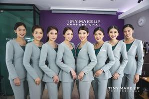อบรมพัฒนาบุคลิกภาพให้กับ KBank e-Girls รุ่นที่ 9 MAKE UP WORKSHOP FOR