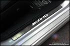 W218 AMG illuminated Door Sills [แบบมีไฟ]