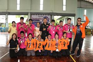 สรุปผลการแข่งขันโกลบอลชิงแชมป์ประเทศไทย ครั้งที่ 10