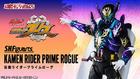 S.H.Figuarts Kamen Rider Prime Rogue : P-Bandai