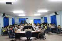 ประชุมพนักงานเทศบาลตำบลปิงโค้ง ประจำเดือน ธันวาคม 2562
