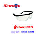 แว่นตานิรภัยเลนส์ใสกันฝ้า   EPPV91559RA
