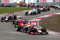 Motor Sport F1 CHINESE GRAND PRIX