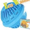 ลูกบอลซักผ้าไม่ใช้ผงซักฟอกและน้ำยาปรับผ้าหุ่ม