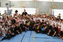 นักกีฬาโกลบอลทีมชาติไทยสาธิตกีฬาโกลบอลให้แก่เด็กๆโรงเรียนฝรั่งเศสนานาชาติ