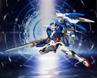 METAL Robot Spirits -SIDE MS- 00 Raiser + GN Sword III