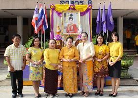 ผู้บริหาร คณะครูและนักเรียนโรงเรียนตรังคริสเตียนศึกษา ได้จัดกิจกรรมถวายพระพร เนื่องในโอกาสวันเฉลิมพระชนมพรรษา สมเด็จพระนางเจ้าฯพระบรมราชินี ประจำปีการศึกษา 2562 ในวันศุกร์ที่ 31 พฤษภาคม 2562 ณ โรงเรียนตรังคริสเตียนศึกษา