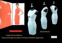 ชุดแซคไม่มีตะเข็บข้าง : Side seamless Dress