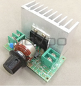 10000W AC 220V SCR High Power Electronic Voltage Regulator SCR Controller Motor Speed