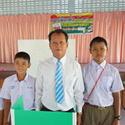 สภานักเรียน ปีการศึกษา 2558