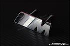 Black M Grille Emblem